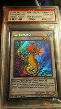 Tatsunoko Gem Mint PSA 10 2016 mega tins 1st edition