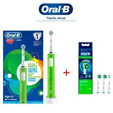 Cepillo eléctrico - Oral-B Junior A partir de 6 años Recargable Verde