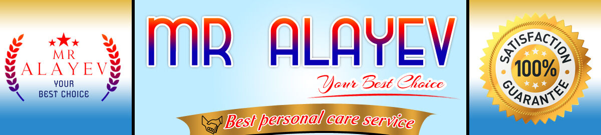Mr.Alayev Store