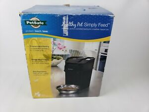 PetSafe PFD00-14574 Healthy Pet Simply Feed 12-Meal Automatic Dog & Cat Feeder