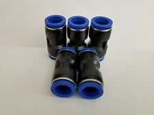 5-pcs Straight Union Tube 5/8 inch Push to Connect Fitting *USA SELLER*