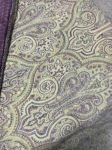 Queen Vintage Duvet Cover Bed Spread Comforter