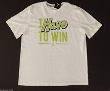 554397c86dc Men s Nike Jordan I Have to Win Basketball T-Shirt White Size XL NWT