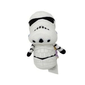 Itty Bittys Lucasfilm Star Wars Storm Trooper Plush Soft Toy 11cm Washed Clean
