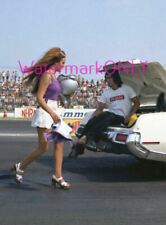 """Trojan Horse"" ""Back Up Girl"" ""Emel"" '70s NITRO Funny Car Racing PHOTO! #(21)"