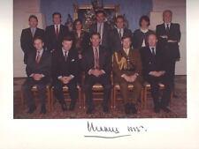 V.Rare Hand Signed Prince Charles 1995 Royal Tour Photograph