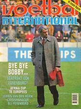 V.I. 1992  nr. 05 - BOBBY ROBSON/IVOORKUST/BART LATUHERU/JORIEN VAN DEN HERIK
