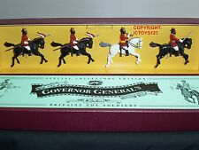 Britains 8843 British Army in India Range The Governor Generals Bodyguard 54mm