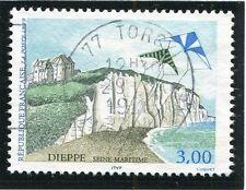 TIMBRE FRANCE OBLITERE N° 3239 DIEPPE / Photo non contractuelle