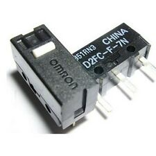 2Pcs Micro Switch OMRON D2FC-F-7N(10M) For Mouse New