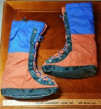 Vintage Forrest Mountaineering Expedition Overboots