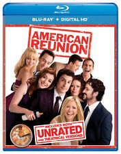 PRE  ORDER: AMERICAN REUNION - BLU RAY - Region A - Sealed