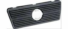 OER #3930091 Pedal Pad Disc Brake Rubber Black