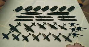 Axis & Allies Game Parts: German Navy/Army/Air Lot (Europe 40)