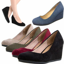 Forever Wedge Med (1 in. to 2 3/4 in.) Heels for Women