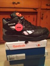 Reebok Pump D Time Dee Brown Size 9 DS
