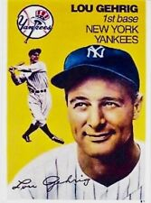 LOU GEHRIG 1954 ACEO ART CARD ## BUY 5 GET 1 FREE ## & FREE COMBINED SHIPPING