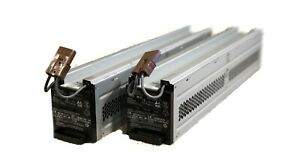 RBC44 Battery pack Pair - Full Trays with new cells - for SURT UPS -12M Warranty
