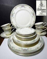 Royal Doulton JULIET (H5077) 20 Piece Set, 4 Five Pc Place Settings
