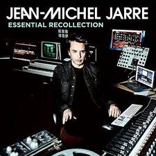 "Jean Michel Jarre ~ Essential Recollection ~ NEW CD Album "" Very Best of """