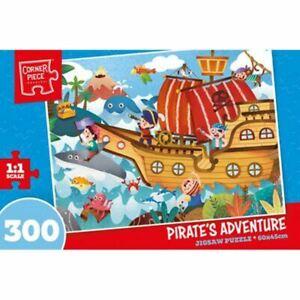 Pirate's Adventure 300 Piece Jigsaw Puzzle  g3