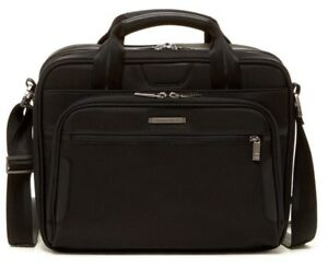 NEW. Briggs & Riley, @work series, KB100-4, Small Laptop Briefcase/Bag