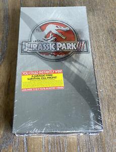 Jurassic Park III (VHS, 2001)