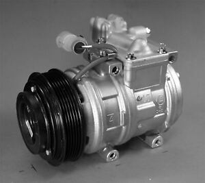 DENSO AIR CON COMPRESSOR FOR A LAND ROVER DISCOVERY CLOSED OFF-ROAD 2.0 99KW