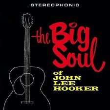 Big Soul Of John Lee Hooker + 1 Bonus Track - John Lee Hooker (2016, Vinyl NEUF)