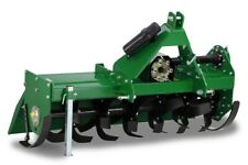 HAYES 6FT HEAVY DUTY PTO TRACTOR ROTARY HOE/TILLER - 3 POINT LINKAGE
