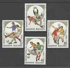 Timbres Sports Football Bulgarie 3275/8 ** lot 3977