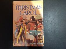 A Christmas Carol and other stories Charles Dickens Dean's Vintage hardcover