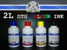 4 Colors 500ml DTG Textile ink All Direct To Garment Printers