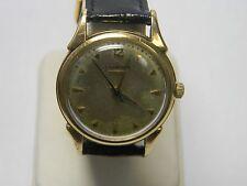 Longines 14k Yellow Gold Watch Vintage