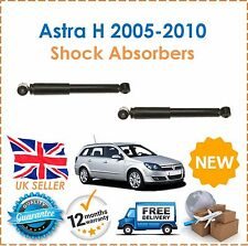 For Astra H 1.3 1.4 1.6 1.7CDTi 1.9CDTi 2005-2010 2 Rear Shock Absorbers Pair x2