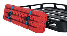 Rhino Roof Rack Pioneer Recovery Track Straps for Maxtrax & Treds 43199