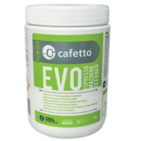 1kg of CAFETTO EVO ECO ESPRESSO MACHINE CLEANER Organic Coffee Cleaning Powder