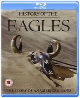 EAGLES - HISTORY OF THE EAGLES  BLU-RAY NEW+