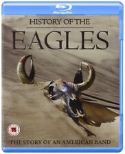 EAGLES - HISTORY OF THE EAGLES  BLU-RAY NEW!