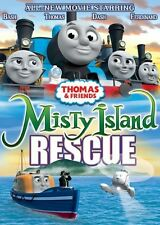 Thomas & Friends: Misty Island Rescue (2012, DVD NEW)
