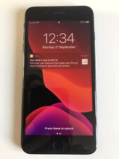 Apple iPhone 7 Plus - 128GB - Black (Unlocked) A1784 (GSM) - Perfect Condition