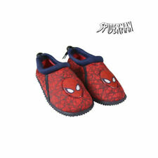 Chaussures aquatiques pour Enfants Spiderman Bleu Rouge 6385