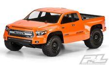 Proline Toyota Tundra TRD Pro True Scale Clear Body, Slash, Slash 4x4, Pro-2 SC.
