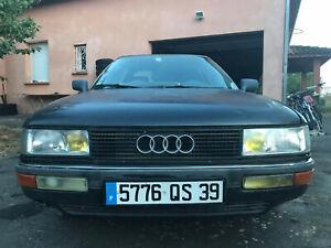 Audi 90 Essence 2L 115 CV 1987