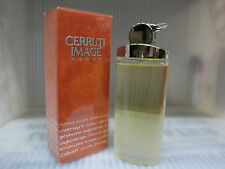 CERRUTI IMAGE FOR WOMAN 2.5 FL oz / 75 ML Eau De Toilette Spray Sealed Box