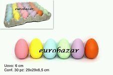 Confezione di uova colorate