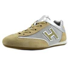 Zapatillas deportivas de mujer planos Hogan de piel