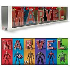 BANDAI MARVEL Complete Box Transform Alphabet Figure Candy Toy w/ Tracking NEW