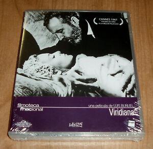 VIRIDIANA BLU-RAY+DVD+LIBRO NUEVO PRECINTADO CINE ESPAÑOL (SIN ABRIR) R2