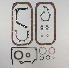FOR TOYOTA MR2 CELICA COROLLA 1.6 4AGE AW11 AE92 BOTTOM END SUMP GASKET SET